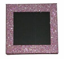 Rosa brillante Vacía Z Palette para Brillo Sombra de ojos o Suelto Pigmento de prensado