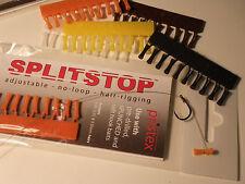 Large CATstops - Versatile Bait Stops for BIG Cat Fish Baits SPLITSTOPs 10 piece