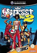 NBA Street Vol. 2 (Nintendo GameCube, 2003) complete