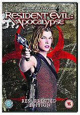 Resident Evil - Apocalypse (DVD, 2007, 2-Disc Set)