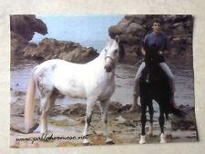 PABLO HERMOSO DE MENDOZA & ses chevaux CAGANCHO et CHICUELO Torero de Rejon RARE