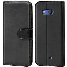 Handy Klapp Tasche HTC U11 Life Schutz Hülle Flip Cover Book Case Schutzhülle