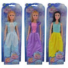 Girls mia principessa delle favole bambole Fashionista Rapunzel Biancaneve, Cenerentola
