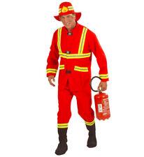 Costume Carnevale Uomo Divisa Pompiere PS  22830