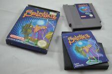 Solstice NES Spiel CIB #1013