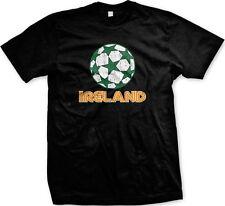 Ireland Soccer Ball Irish Eire Éire Gaelic Dublin Football Pride Mens T-shirt