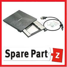 DELL externes E/Bay Gehäuse Festplattenrahmen eSATA Kabel Precision M2400
