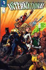 Justice League International le nouveau DC-univers à partir de 1