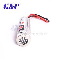 1/2/5PCS Red Line Laser Module 5mW 650nm Focus Adjustable Laser Head 5V