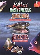 Killer Instincts - Anaconda/Piranha-DVD-