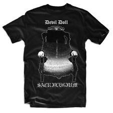 Devil Doll - Sacrilegium V1 T shirt BLACK all sizes S-5XL