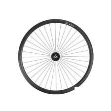 Roue velo fixie 700 noir av axe plein moyeu noir 36 t. - Accessoire Vélo