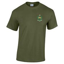 King's own royal frontière Régiment T-shirt