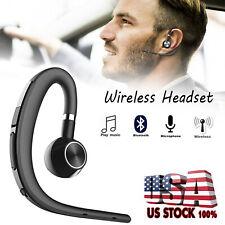 Bluetooth Earpiece Headset Wireless Headphone Earphone for Nokia 9 8 7 iPhone