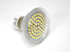 Gu10 Blanco Cálido 3w 60 Smd 230v Led Bombilla Lámpara Luz de techo ahorro de energía