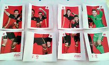 STICKERS PANINI & COCA COLA EURO 2016 de A à H à la pièce