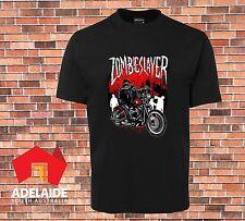 High Quality JB's T-shirt Printed Zombie Slayer Cool New Design Motor Bike