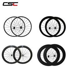 Superlight Carbon Wheels Clincher Tubuar Factory Price Road Bike Carbon Wheelset