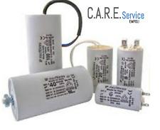 Condensatori 450V da 1.5 mF a 70 mF attacchi con faston e vite di serraggio