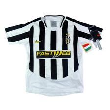 2003-04 Juventus Maglia Home Ragazzo *Cartellino e Confezione   SHIRT MAILLOT TR