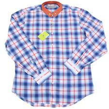 35332 camicia ETRO CADAQUES SLIM FIT camicie uomo shirt men