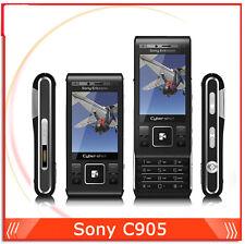 Original (Unclocked) Sony Ericsson C905 8MP Camera 3G WIFI GPS Mobile Phone