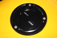 Black Ducati Supersport SS 848 851 888 Keyless Gas Fuel Cap CNC Billet Aluminum