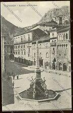 Abruzzo Aquila Tagliacozzo cartolina 1MGG-304 SZH