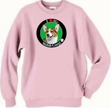 Dog Sweatshirt I Love My Welsh Corgi Men Women Adopt Rescue Animal T Shirt #12