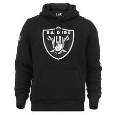 New Era Cap NFL Hoodie Oakland raiders Capuche sweatshirt top & réduit!!!