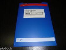Werkstatthandbuch VW Passat B5 6 Gang Schaltgetriebe Synchro Allrad 11/1999