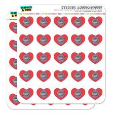 Back 40 Possum on Half Shell Roadkill Heart Planner Scrapbook Craft Stickers