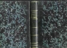 DROIT BARBIER TRAITE DU BUDGET DEPARTEMENTAL 1873 RELIE