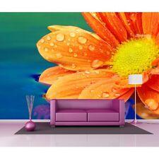 Papier peint géant fleur4590