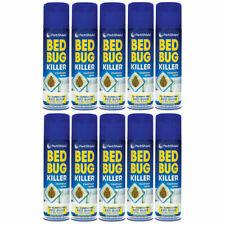 PS Bed Bug Insect Killer Fast Acting Kill Treatment Bedroom Spray Aerosol -200ml