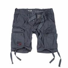 Surplus Shorts Airborne Vintage Gray