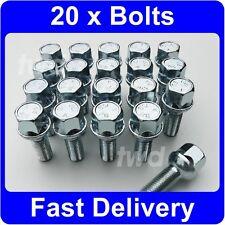 20 x ALLOY WHEEL BOLTS MERCEDES BENZ W110 / W114 / W115 / W123 / C123 LUG [L7]