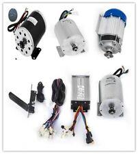 48V DC Brushless / brush Electric Motor Kit f Scooter Go Kart Reduction ATV