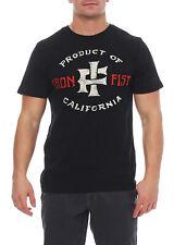 Iron Fist Camiseta Hombre Camisa manga corta camiseta Producto Of Negro O Blanco