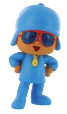 Pocoyo figurine Pocoyo Sunglasses 7 cm Comansi Y99184