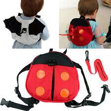 Stunning Baby Kid Toddler Keeper Walking Safety Harness Backpack Leash Strap Bag