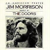 Doors - Jim Morrison-An American Prayer - Poetry album