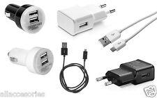Cable Micro USB para Movil Y/O Cargador coche dual Y/O adaptador de red / pared