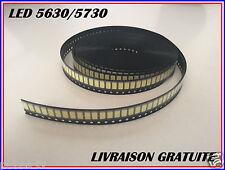 LED 5730(5630) SMD 0,5W 3.0-3.4V LUMIERE BLANCHE 6500K