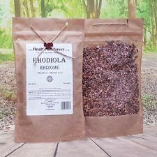 Rhodiola Rhizome (Rhodiola L. - Rhodiola Rosea) Health Embassy - 100% Natural
