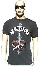 AMPLIFIED CBGB Tattoo Rock Star Vintage T-Shirt g.M