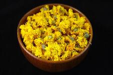 Yellow Chrysanthemum flower tea,Chrysantheme tee,huang Ju HUA Teekuchen Blumen