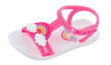 Bebé My First Ipanema Rainbow Sandalias Infantil Chicas Chanclas Playa - Rosa