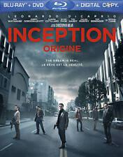 Inception  Origine (3-Disc Blu-ray  DV Blu-ray