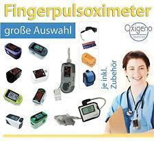 Fingerpulsoximeter Pulse oximeter Oxymeter large selection Neu